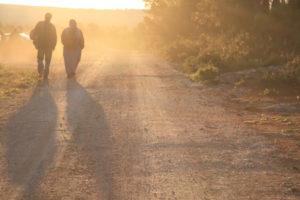WalkingWithFreind