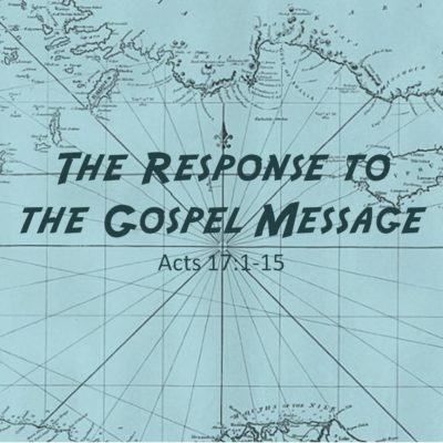 Rejecting Christ – Temple Baptist Church of Rogers, AR